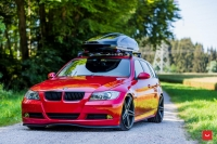 BMW-3 Series on Vossen CV5 (5)
