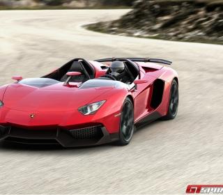 Lamborghini-Aventador-J-1