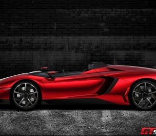Lamborghini-Aventador-J-12