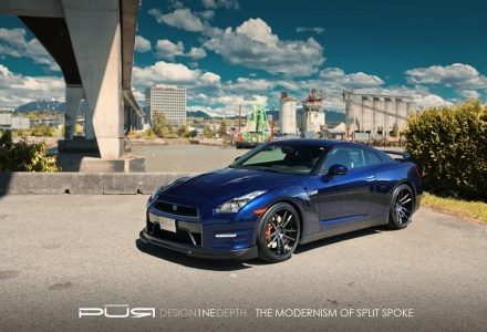 Nissan-GT-R-on-PUR-Wheels-1