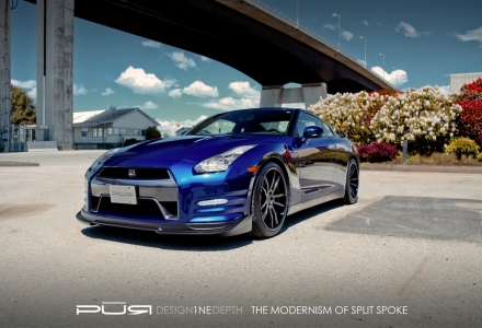 Nissan-GT-R-on-PUR-Wheels-5