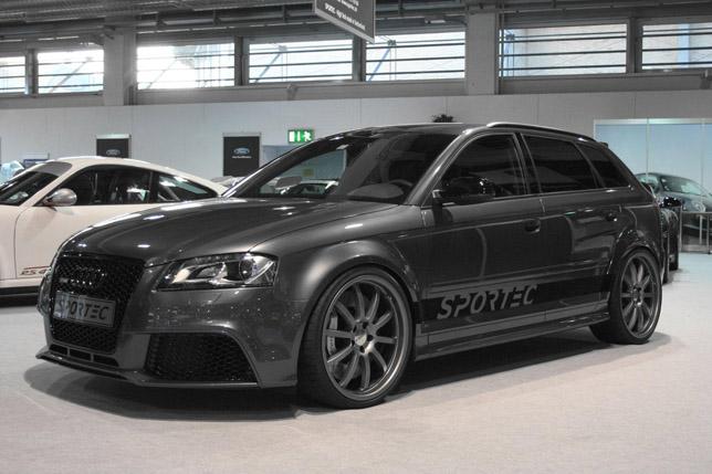 Audi от Sportec