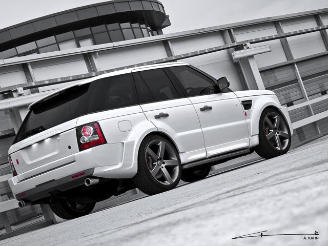 A. Kahn Design Range Rover