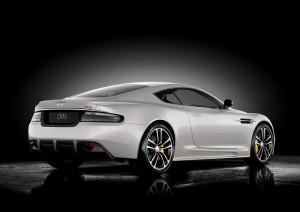 новый Aston Martin