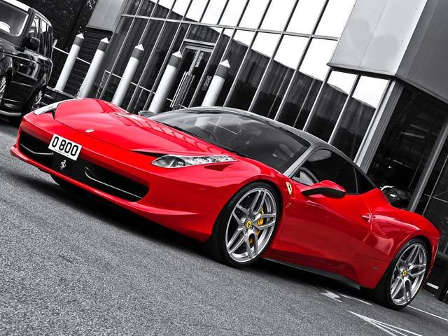 A. Kahn Design Ferrari 458 Italia (1)