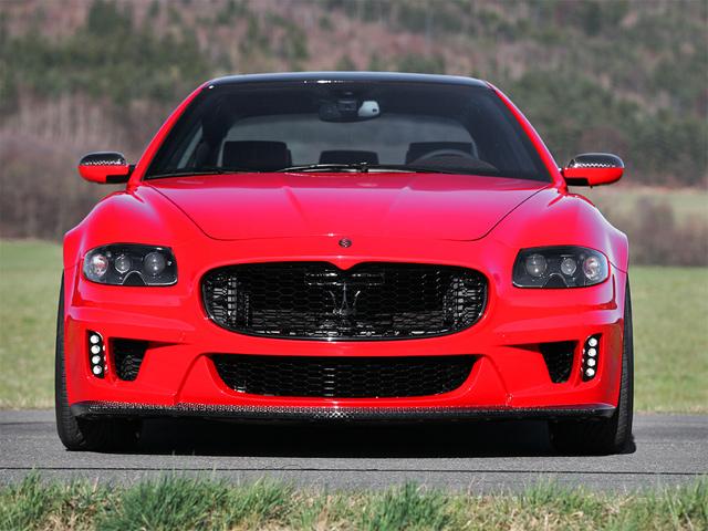 Maserati Quattroporte by CDC Performance (5)