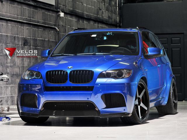 BMW-X5M тюнинг