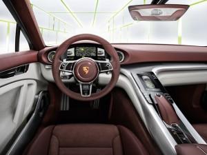 Новая Панамера Порше Porsche