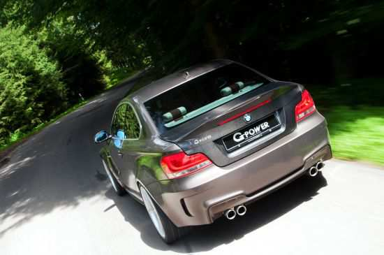 BMW М1 G-Power G1 V8 Hurricane RS (14)
