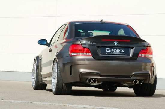BMW М1 G-Power G1 V8 Hurricane RS (6)