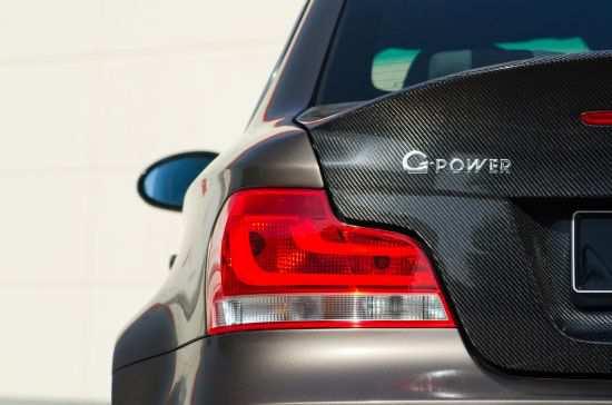 BMW М1 G-Power G1 V8 Hurricane RS (7)