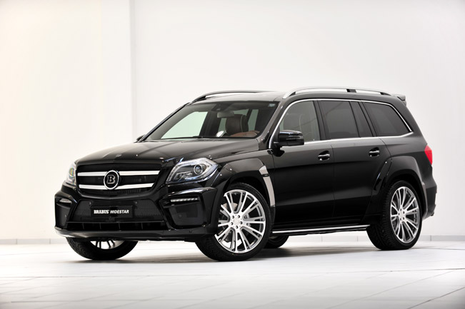 Тюнинг Mercedes GL