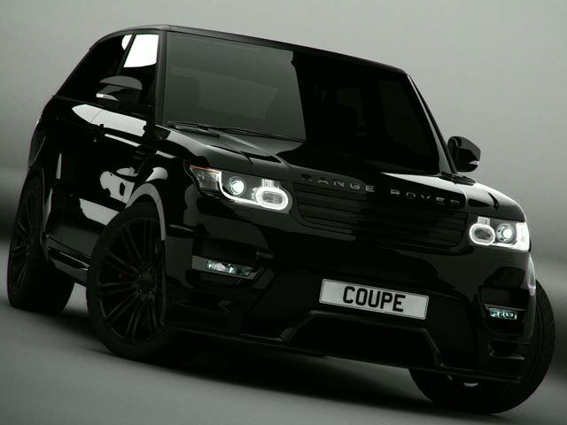 Тюнинг Range Rover Sport Coupe