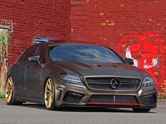 Fostla Mercedes CLS-01
