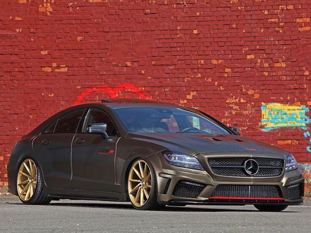Fostla Mercedes CLS-02