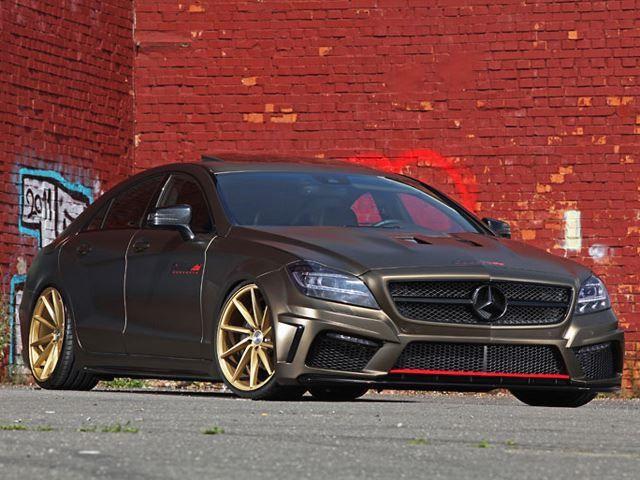 Fostla Mercedes CLS-03