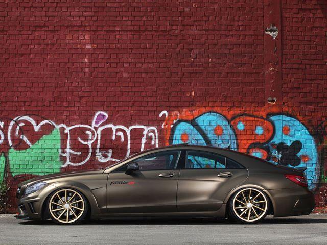 Fostla Mercedes CLS-04