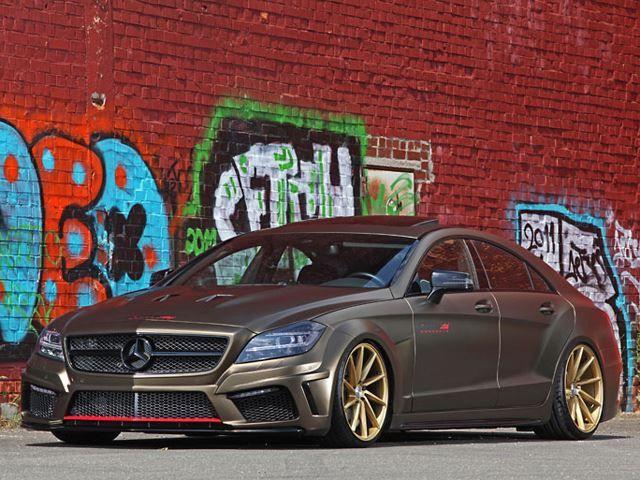 Fostla Mercedes CLS-05