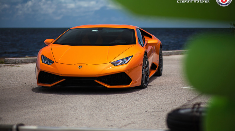 Lamborghini Huracan-на дискахHRE-P101