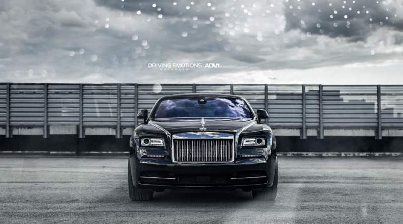 Rolls Royce рэппер колеса adv1