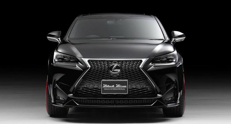 Lexus NX Black Bison в тюнинге Wald International
